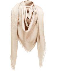 Fendi - モノグラム スカーフ - Lyst