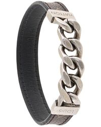 Louis Vuitton Pre-owned Lv Chain Monogram Bracelet - Brown