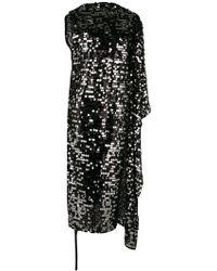 MM6 by Maison Martin Margiela - Sequin Embellished Dress - Lyst