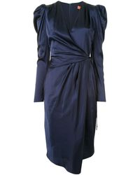 Manning Cartell - Vネック ドレス - Lyst