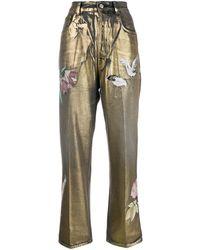Golden Goose Deluxe Brand - ワイドジーンズ - Lyst