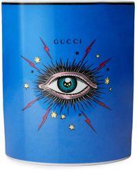 Gucci Inventum, Xxl Star Eye Candle - Blue