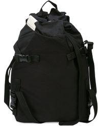The Viridi-anne - Buckle Detail Backpack - Lyst