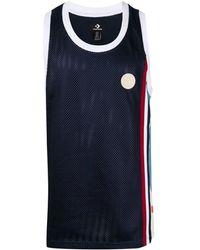 Telfar Camiseta de tirantes de x Converse - Azul