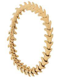 Shaun Leane Serpent Trace Slim Bracelet - Metallic