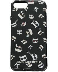 Karl Lagerfeld - K/klassik Emojis Iphone 8 Case - Lyst