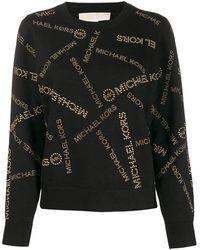 MICHAEL Michael Kors ロゴ セーター - ブラック