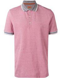 Missoni - コントラストカラー ポロシャツ - Lyst