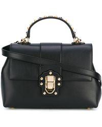 Dolce & Gabbana Borsa tote 'Lucia' - Nero