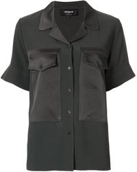 Rochas Flap Pocket Shirt - Green