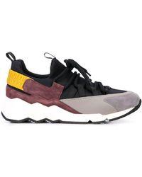 Pierre Hardy Trek Comet Sneakers - Black