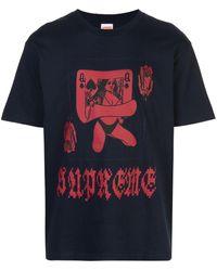 Supreme - Queen Tシャツ - Lyst