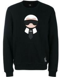 Fendi - Pullover - Lyst