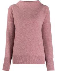 Vince カシミア タートルネック セーター - ピンク