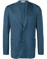 Boglioli Blazer elegante - Blu