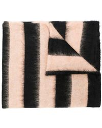 T By Alexander Wang - Striped Scarf - Lyst