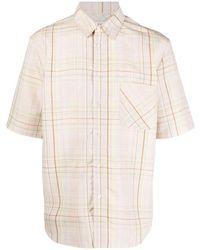 A Kind Of Guise - ショートスリーブ チェックシャツ - Lyst