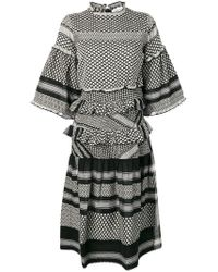 Cecilie Copenhagen - Layered Dress - Lyst