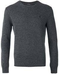 Polo Ralph Lauren - Embroidered Sweater - Lyst