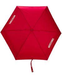 Moschino - Couture Print Umbrella - Lyst