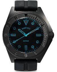 Bamford Watch Department Часы Mayfair - Черный