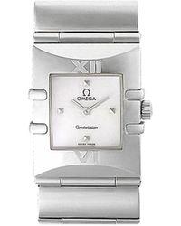 Omega Constellation Uhren - Weiß