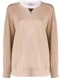 Brunello Cucinelli - オーバーサイズ セーター - Lyst