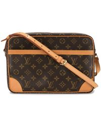 Louis Vuitton Trocadero 30 Crossbody Bag - Brown