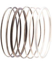 Ann Demeulemeester | Bracelet Mix | Lyst