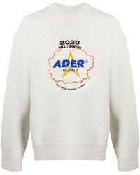 ADER error スウェットシャツ - マルチカラー
