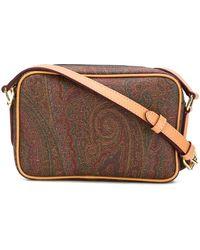 Etro - Paisley Cross-body Bag - Lyst