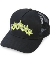 9d9d065412a Lyst - Givenchy Star Studded Cap in Black for Men