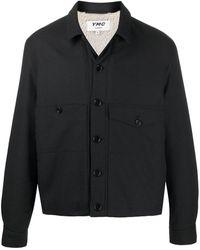 YMC Pinkley シャツジャケット - ブラック