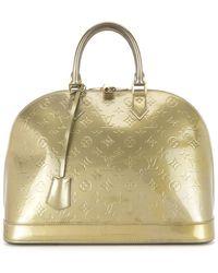 Louis Vuitton - Сумка Alma Pre-owned С Монограммой - Lyst