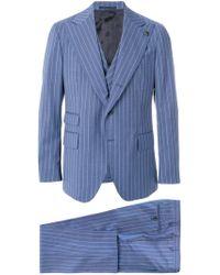 Gabriele Pasini - Classic Single Breasted Suit - Lyst