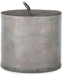 Parts Of 4 Vetiver Scented Candle - Metallic
