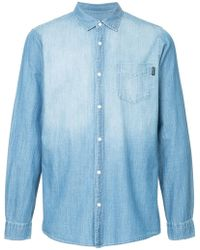 Guild Prime - Washed Denim Shirt - Lyst