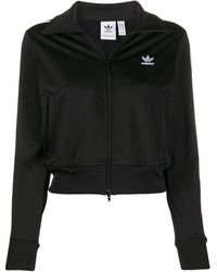 adidas 'Firebird' Trainingsjacke - Schwarz