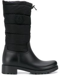 Moncler - Ginette Boots - Lyst