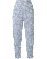 Rachel Comey - Westside Flat Tweed Trousers - Lyst