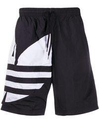 adidas Shorts Met Logo - Zwart
