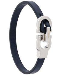 Ferragamo - Double Gancio Bracelet - Lyst
