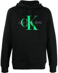 Calvin Klein Худи С Логотипом - Многоцветный