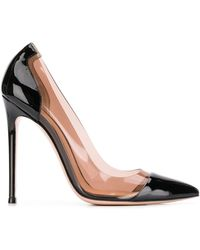 e88f357e3be Plexi Court Shoes - Black