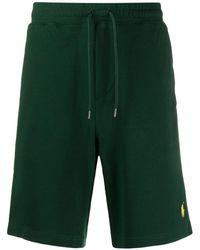 Polo Ralph Lauren ロゴ ストライプ ジャケット - グリーン