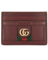 Gucci - Ophidia Card Holder - Lyst