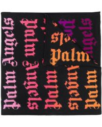 Palm Angels - モノグラム スカーフ - Lyst
