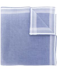 Simonnot Godard - Philarmon Pocket Square - Lyst