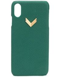 Manokhi X Velante Iphone X/xs Case - Green