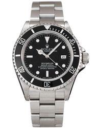 Rolex Наручные Часы Sea-dweller Pre-owned 40 Мм 1990-х Годов - Черный